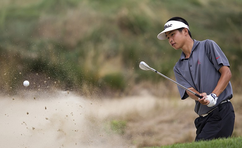 Shintaro Ban (San Jose, Calif.) fired a 3-under 69 to take co-medalist honors at the end of the stroke-play portion of the U.S. Junior Amateur at the Golf Club of New England in Stratham, N.H.