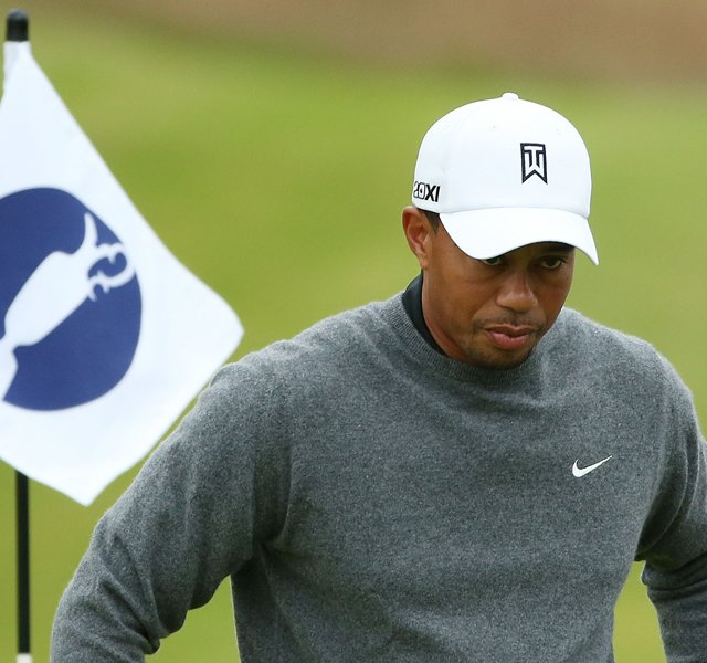 In a blog on his own website, Tiger Woods said that the Open Championship is his favorite major of the year.