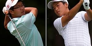 U.S. Junior Am final: Jim Liu vs. Andy Shim