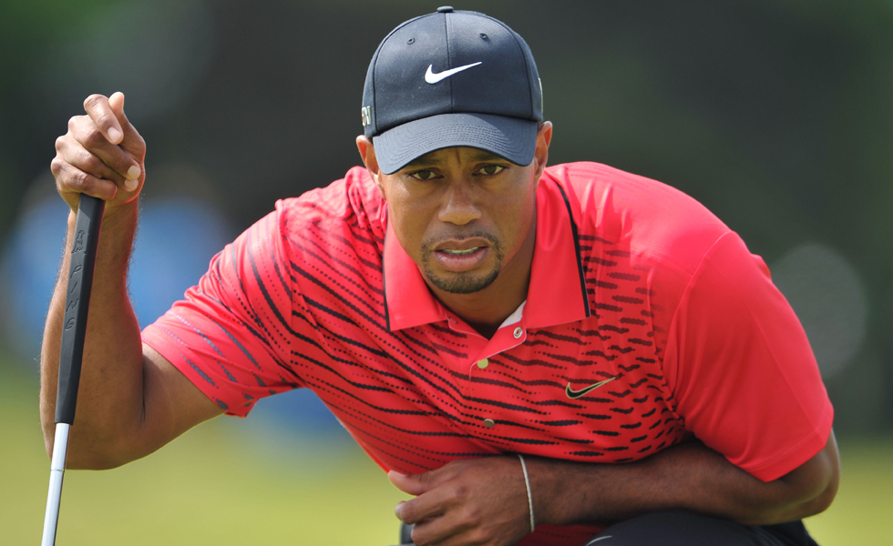 Tiger Woods posted his best finish at a major since 2009 and has subsequently moved to No. 2 in the Official World Golf Ranking, his best position in more than 19 months.