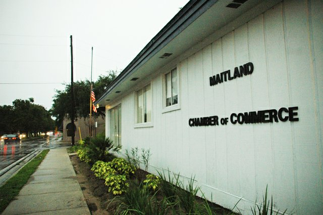 The Maitland Chamber of Commerce is facing financial difficulty, but launching new initiatives.
