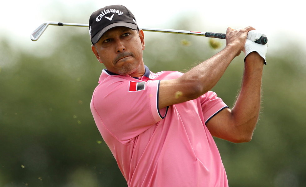Jeev Milkha Singh, son of one of India's most revered athletes, aims to fill a void in his father's otherwise sterling legacy says our <strong/>Jeff Rude.&#8221; /></p> <p>Jeev Milkha Singh, son of one of India&#8217;s most revered athletes, aims to fill a void in his father&#8217;s otherwise sterling legacy says our <strong>Jeff Rude.</strong></p> <div id=