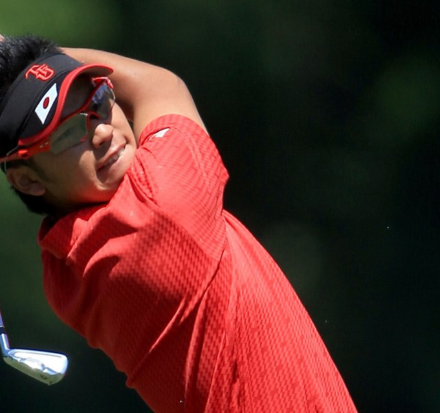 Hideki Matsuyama of Japan