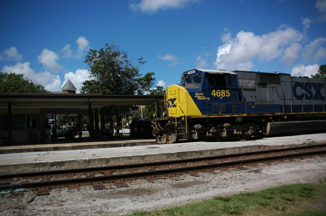 Winter Park may be partnering with Maitland and Orlando to quiet train horns in the city.