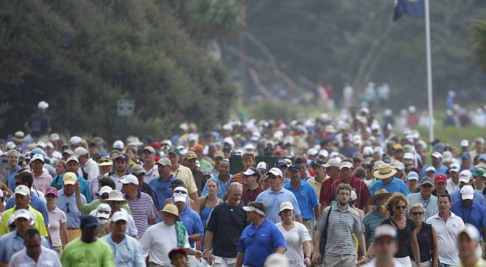 As fans found at during the PGA Championship, getting in and out of Kiawah Island could take hours.