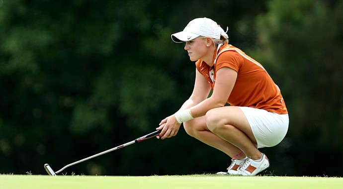 Texas senior Madison Pressel (file photo)