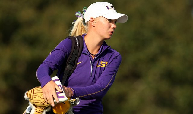 LSU&#39;s Madelene Sagstrom