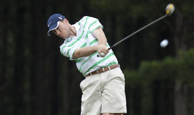 Russell Henley as seen during the 2012 U.S. Open Sectional Qualifying at The River Club in Suwanee, Ga.