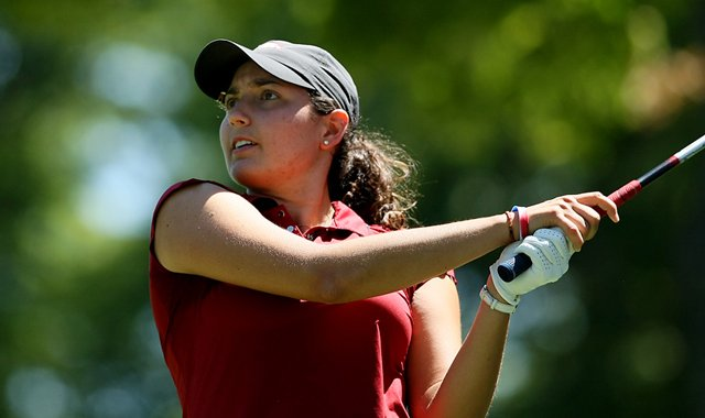 Emily Tubert returns for Arkansas this season.