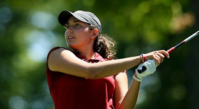 Emily Tubert returns for Arkansas this season.