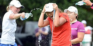 Top 10 female amateurs: No. 1 Lydia Ko