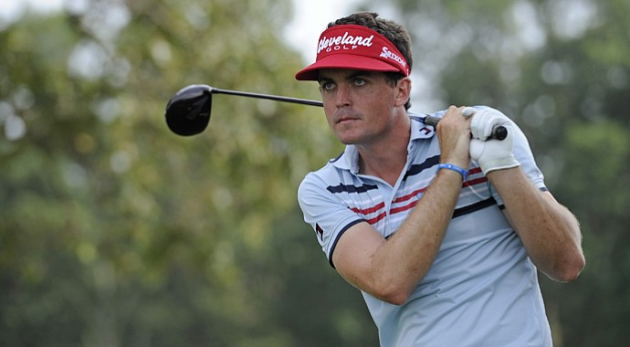 Keegan Bradley committed to playing the PGA of America's Grand Slam of Golf after PGA Championship winner Rory McIlroy withdrew due a schedule conflict.