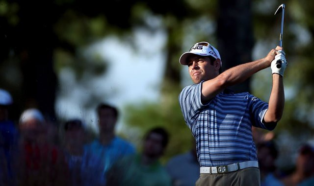 Louis Oosthuizen fired an even-par 71 to finish one shot behind Rory McIlroy at the Deutsche Bank Championship.