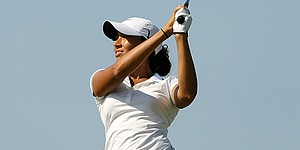 Cheyenne Woods posts 64 in Spain for clubhouse lead