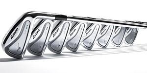 Mizuno to introduce four new iron models