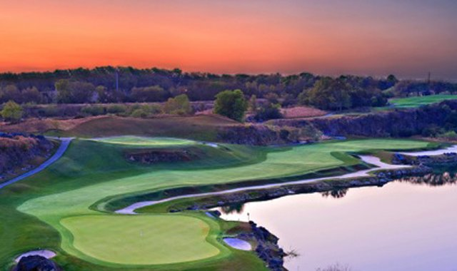 Black Diamond Ranch&#39;s Quarry Course