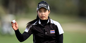 Top junior girls of 2012: No. 9 Moriya Jutanugarn