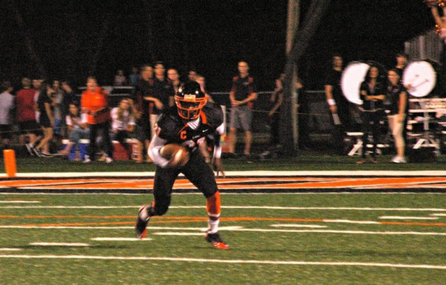 The Lions outlasted Seminole 30-27 on Sept. 7.