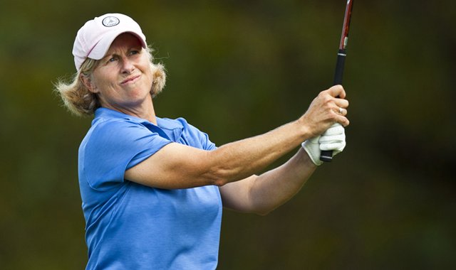 Ellen Port will play Jane Fitzgerald in the final match of the USGA Senior Women's Amateur.