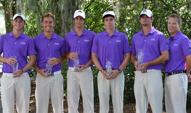 Central Arkansas won the men&#39;s team title at the Golfweek Program Challenge.