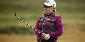 Shin holds three-shot lead at Women's Open