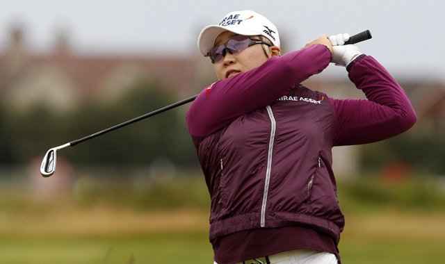 Jiyai Shin won her second consecutive LPGA victory at the Ricoh Women's British Open.