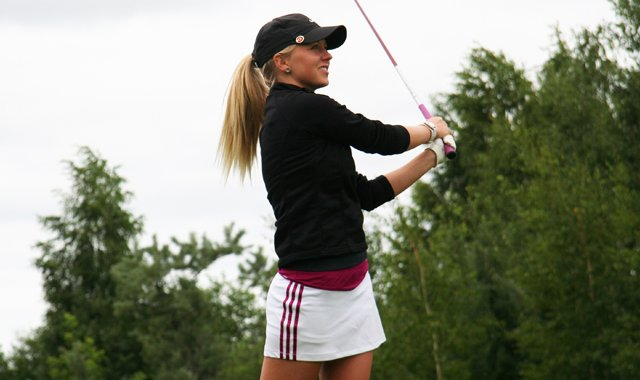 Texas State&#39;s Krista Puisite