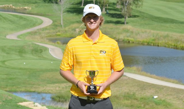 Missouri&#39;s Jace Long won the individual crown at the Golfweek Conference Challenge.