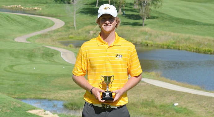 Missouri's Jace Long won the individual crown at the Golfweek Conference Challenge.