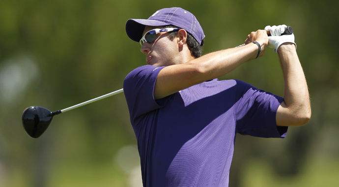 TCU sophomore Julien Brun, California sophomore Michael Kim and Washington senior Chris Williams are the finalists for the 2013 Ben Hogan Award to be presented May 20.