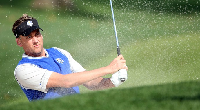 Ian Poulter is 8-3 in three Ryder Cups, including 3-0 in singles matches.