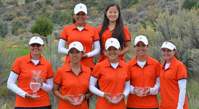 Pepperdine women