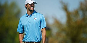 Phelps signs equipment deal with Ping