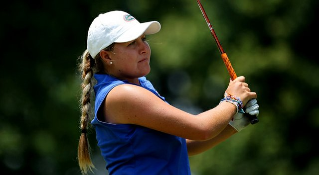 Florida sophomore Camilla Hedberg finished T-2 at the Women's World Amateur Team Championship. She was the low collegiate player at the event.