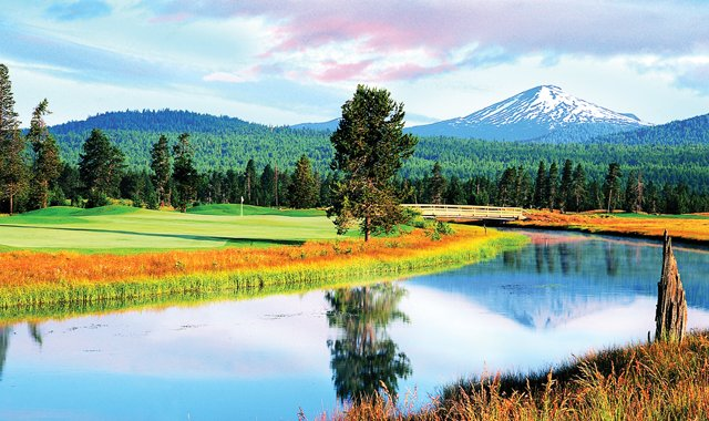 Crosswater in Sunriver, Ore.