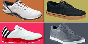 Shoe Month: Alternative traction becoming norm