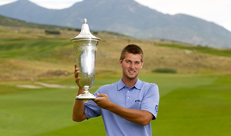 T.J. Vogel, the U.S. Amateur Public Links champion, is among the nation's top college players.