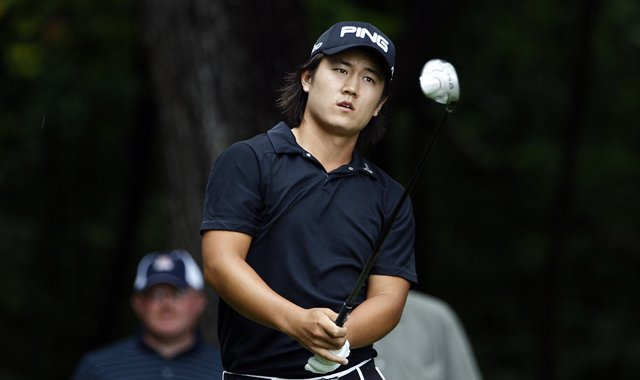 Richard H. Lee is among the players hoping to retain PGA Tour status for the 2013 season.