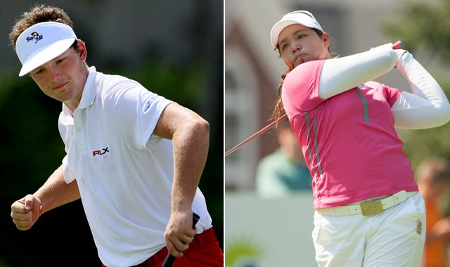 Matthew NeSmith and Ariya Jutanugarn have been named the 2012 Rolex Players of the Year by the AJGA.