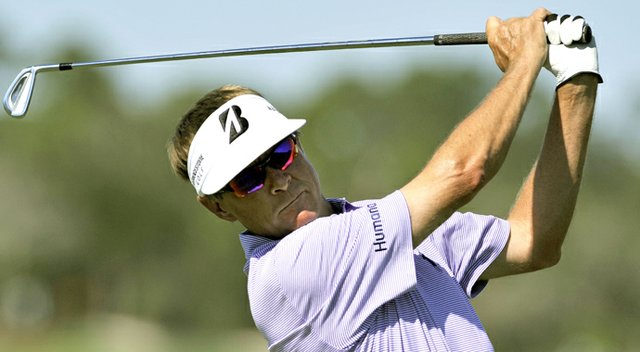 Davis Love III during the McGladrey Classic.