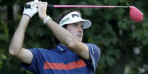 Watson wows in Bermuda with 'Bubba Golf'