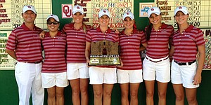 Women's Midweek Report: Sooners break records