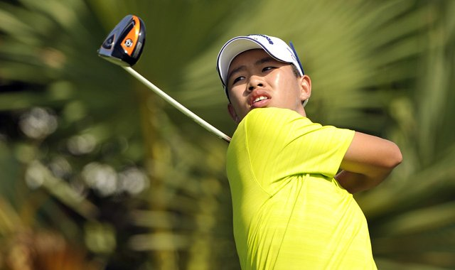 Tianlang Guan of China