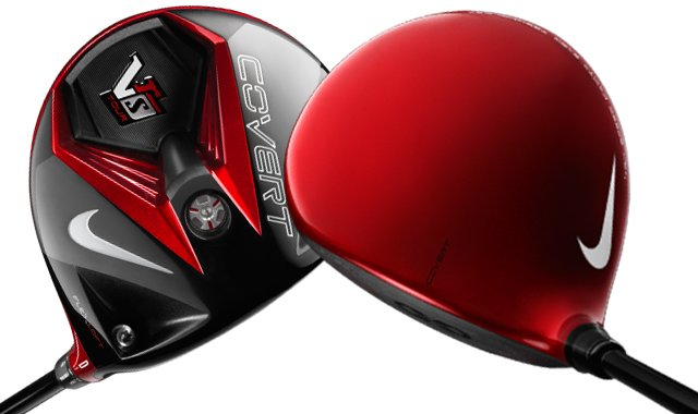 The new Nike Covert driver.