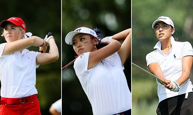 Top players in the class of 2013 include Casey Danielson, Esther Lee and Alison Lee.