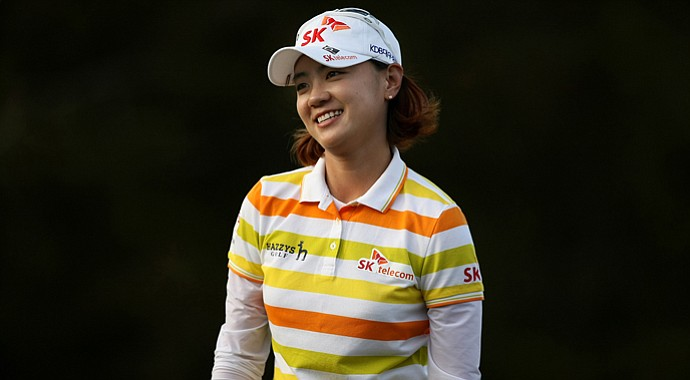 Na Yeon Choi won the CME Group Titleholders at Twin Eagles Club by two strokes.