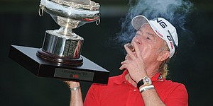 Jimenez, 48, becomes oldest Euro Tour winner