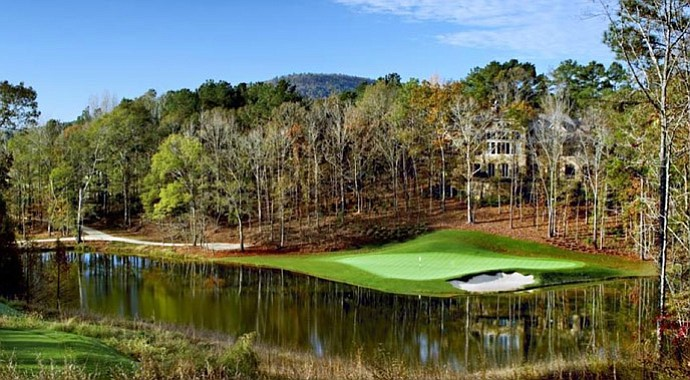 FarmLinks is No. 1 on Golfweek's Best Courses You Can Play in Alabama.