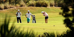 Reid sputters as she attempts fresh start on LPGA