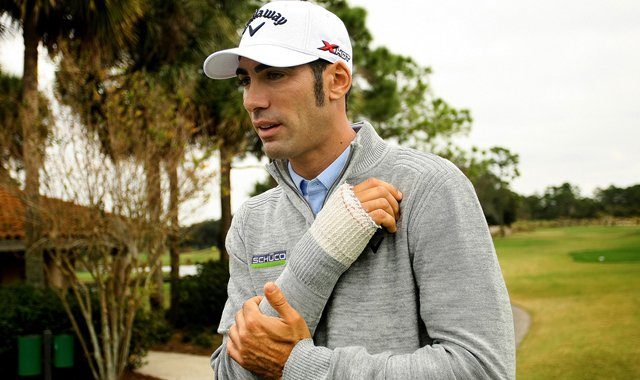 Alvaro Quiros will be sidelined 5 to 6 months after wrist surgery.